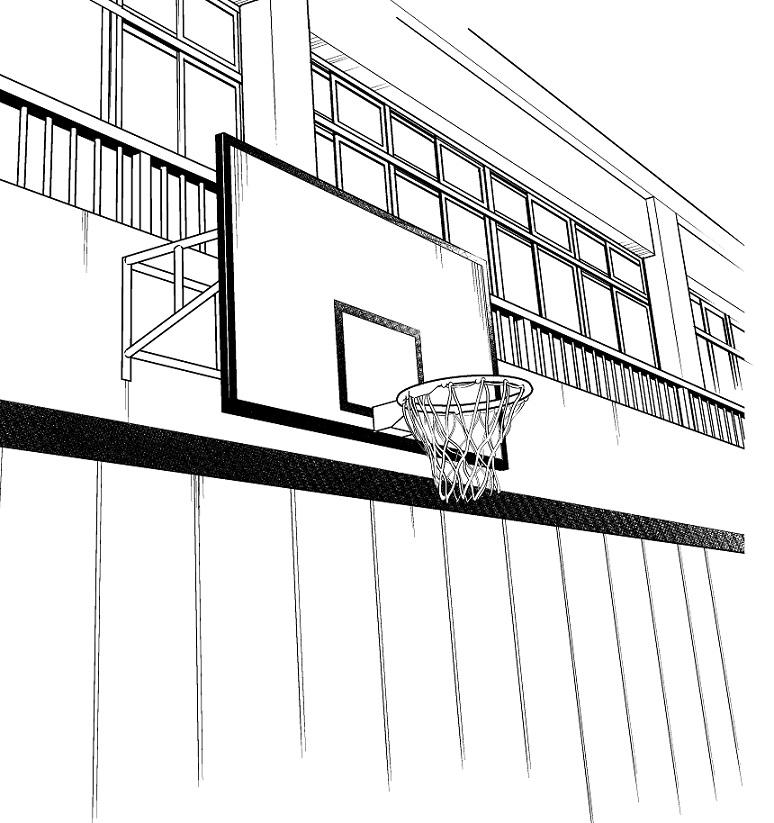 体育館素材6