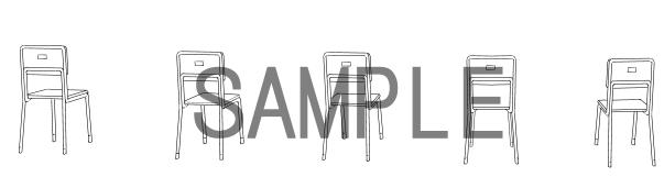素材(椅子)