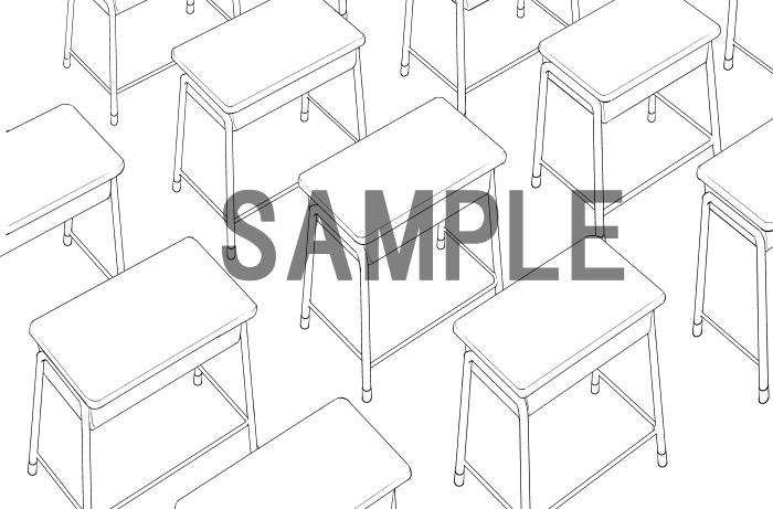 素材2(机)3サンプル