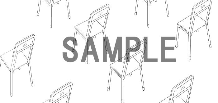 素材2(机)4サンプル